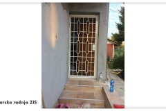 Izrada protiv provalnih vrata - Bravarska radnja ZIS