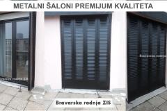 Metalni šaloni - izrada- prodaja- Bravarska radnja ZIS