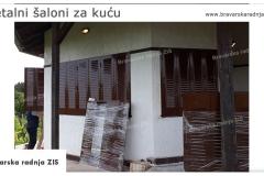 Metalni šaloni - Bravarska Radnja ZIS