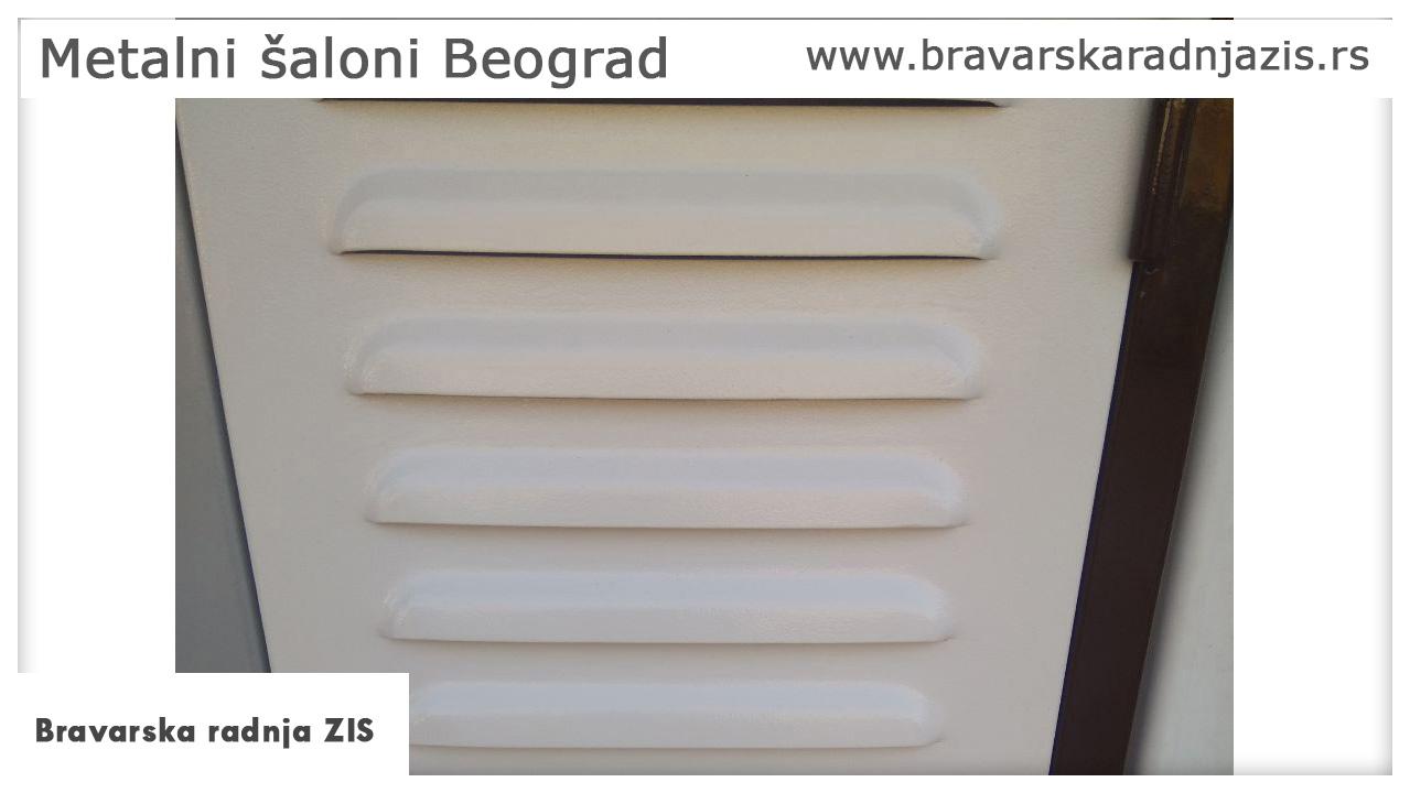 Metalni šaloni Beograd - Bravaraska radnja ZIS