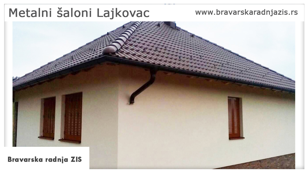 Metalni šaloni Lajkovac - Bravarska radnja ZIS