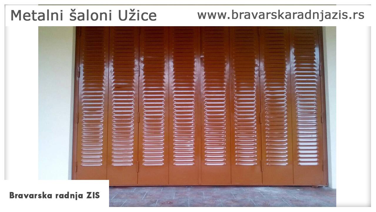 Metalni šaloni Užice - Bravarska radnja ZIS
