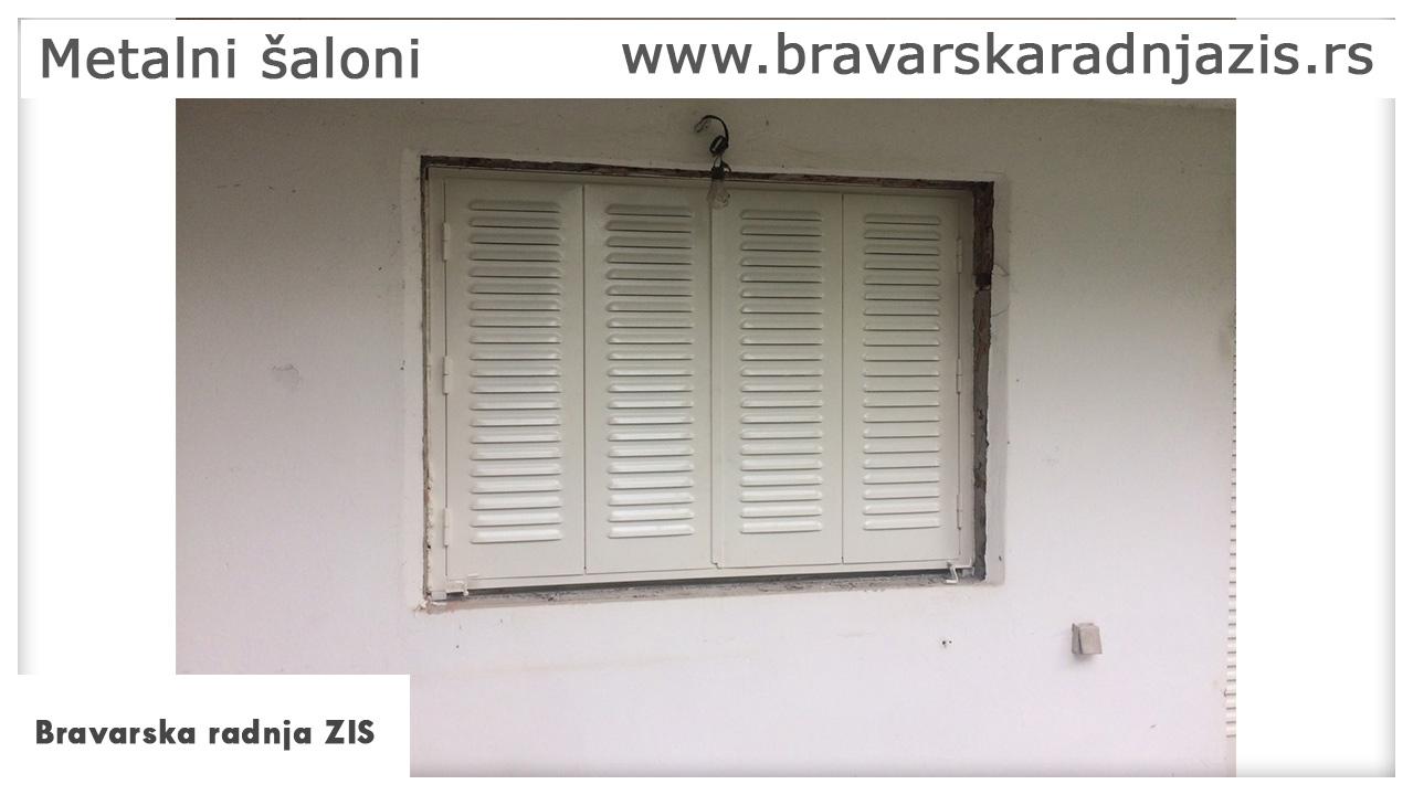 Metalni šaloni Pančevo - Bravarska radnja ZIS