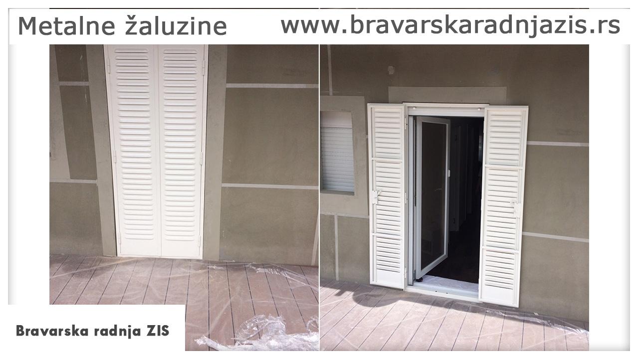 Metalne žaluzine Beograd - Bravasrka radnja ZIS